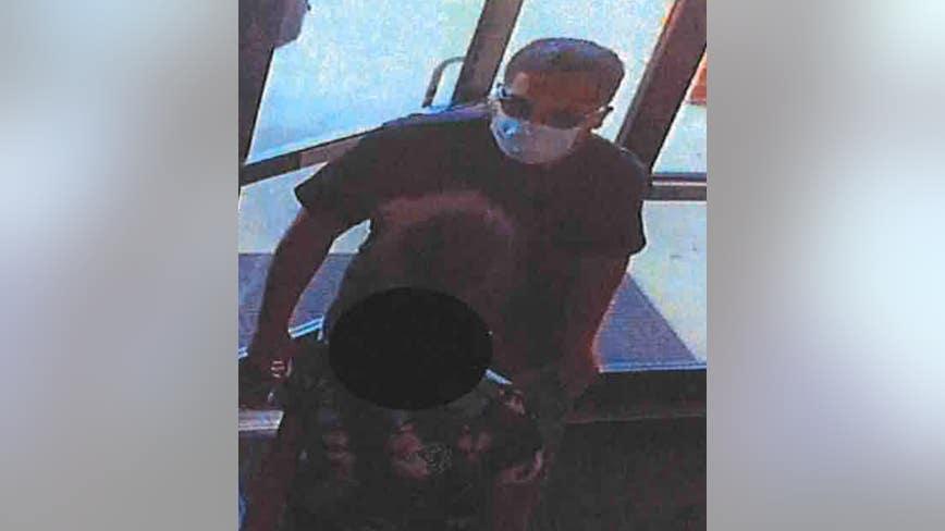 Police seeking suspect in social distancing assault in Burbank
