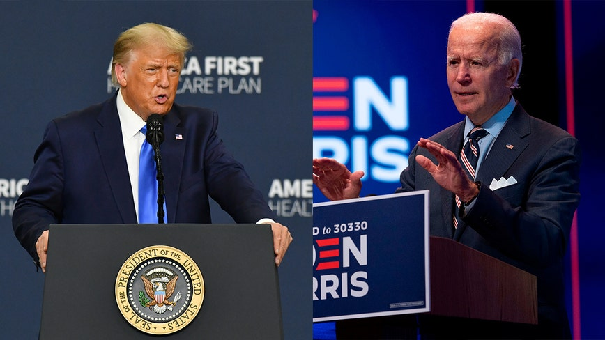 Trump with the edge over Biden in Arizona, Florida and Georgia battlegrounds: polls
