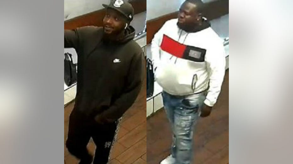 Armed robbers of West Side restaurant