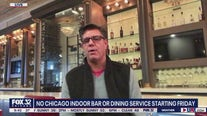 Chicago's restaurant industry crippled by latest COVID-19 restrictions