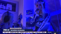 Warm Human performs 'I Wanna B Domesticated' on Good Day Chicago