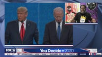 Highlights and lowlights from the final presidential debate