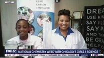 Chicago's Girls 4 Science dives into National Chemistry Week