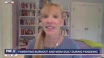 Dealing with parenting burnout and mom guilt during the pandemic