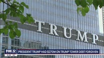 President Trump had $270 million in debt on Chicago's Trump Tower forgiven: New York Times