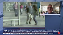Students with special needs face distinct challenges during remote learning