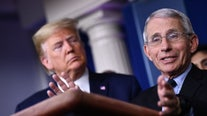 Trump calls Fauci a 'disaster,' says people are tired of hearing about COVID-19