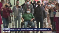 Chicago's 'Tamale Guy' released from hospital after spending 3 weeks in ICU from COVID-19