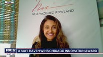 A Safe Haven wins innovation award for COVID-19 Space Medical Respite Center