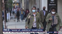 'Mask Up, America' campaign looks to destroy negative stigmas of wearing face masks