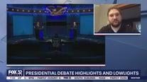 Presidential debate highlights and lowlights