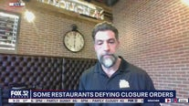 Restaurant defies Pritzker's closure orders in attempt to stay afloat