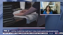 Chicago BACP commissioner talks about the new curfew placed on local businesses