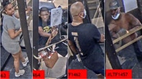 Police release video of downtown looting suspects