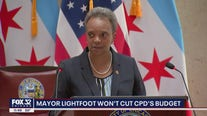 Lightfoot says Chicago must fund both police and communities