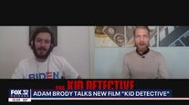 Adam Brody talks new film 'The Kid Detective'