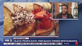 Blaktober encouraging people to support Black-owned restaurants