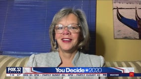 Rep. Robin Kelly reacts to last night's presidential debate