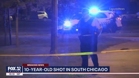 10-year-old girl shot, seriously wounded in South Chicago
