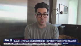 Daniel Levy reflects on the legacy of 'Schitt's Creek,' David Rose