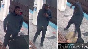 Man wanted for beating, robbing man at Loop Blue Line station