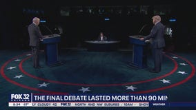 Ripple effects from the final presidential debate