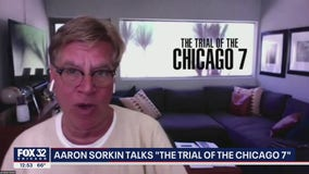 Aaron Sorkin talks new film 'The Trial of the Chicago 7'