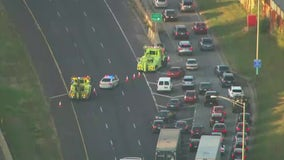 NB lanes reopen on I-57 after shooting reported at 111th Street