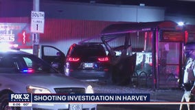 Man fatally shot in struggle over gun during Harvey traffic stop