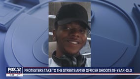 Waukegan police officer fired after fatal shooting of teen