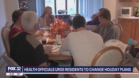 Health officials urge residents to change holiday plans due to COVID-19
