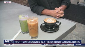 FROTH Cafe brings distinct coffee experience to the West Loop
