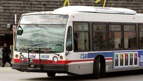 CTA bus driver shot by paintball in suburban Norridge