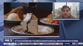 Lettuce Entertain You restaurants boost air filtration systems for safer dining experience