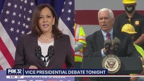 Mike Pence, Kamala Harris to square off tonight in 2020's only vice presidential debate