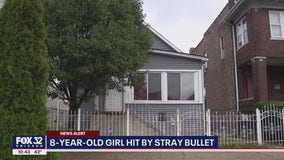 8-year-old girl critically hurt by stray gunfire in East Chicago