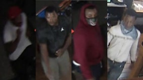 4 people wanted for looting Near North Side business: police