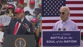 Road to 270: Electoral paths for President Trump, Biden