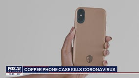 Copper cellphone case kills coronavirus – here's how you can buy