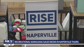 Naperville's first recreational marijuana store opens Thursday