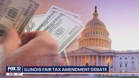 Supporters, opponents debate Illinois 'fair tax'