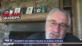 Robert De Niro reflects on classic roles, talks new movie 'The War With Grandpa'