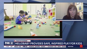 HelloBaby provides safe, enjoyable space for children in Woodlawn