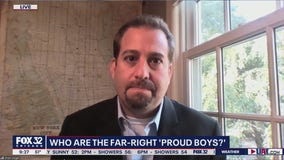 Who are the far-right 'Proud Boys?'