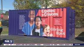 Cradles to Crayons collecting donations to help Chicago's children this winter