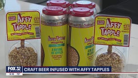 Affy Tapple Beer: a match made in heaven