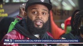 Chicago demonstrators rally for Laquan McDonald 6 years after his death