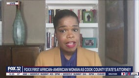 Kim Foxx talks about her race for re-election