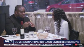 Gov. Pritzker places restrictions on indoor dining and drinking in Chicago