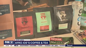 Lovin' Local: Afro Joe's Coffee & Tea